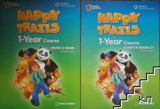 Happy Trails. Year 1. Pupil's Book. Course + CD-ROM