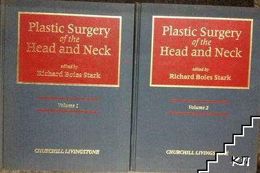 Plastic surgery of the head and neck. Vol. 1-2