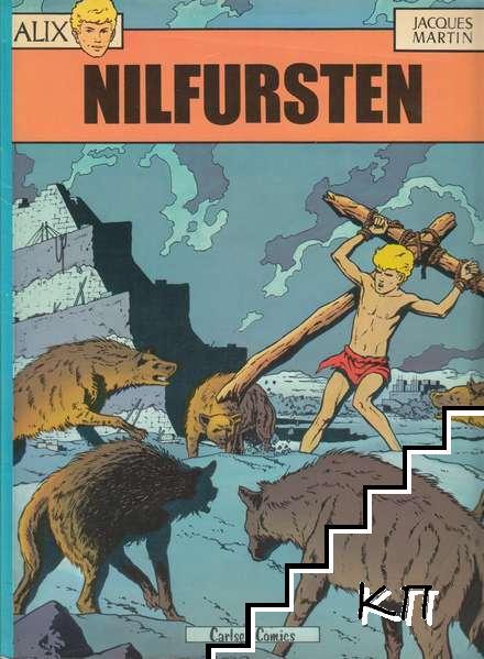 Alix' äventyr 7: Nilfursten