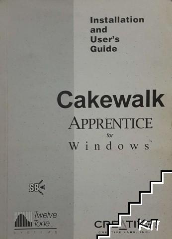 Cakewalk. Apprentice for Windows