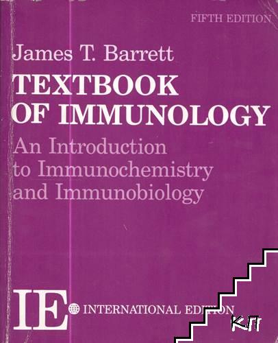 Textbook of Immunology: An Introduction to Immunochemistry and Immunobiology