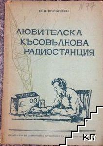 Любителска късовълнова радиостанция