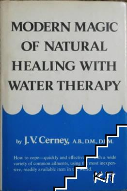 Modern magic of natural healing with water therapy