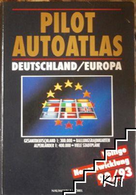 Pilot Autoatlas: Deutschland / Europa