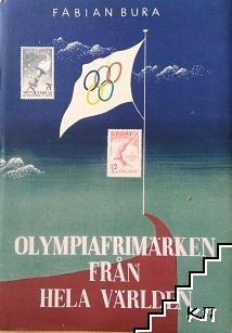 Olympiafrimärken från hela världen