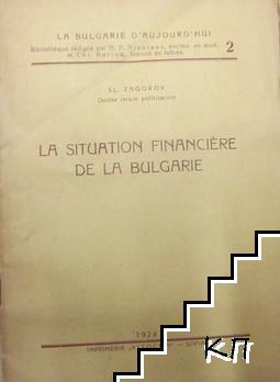 La Situation Finansiere de la Bulgarie