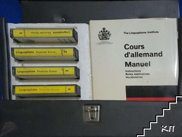 Cours D'allemand Manuel / Deutcher Kursus Schriftliche Übungen