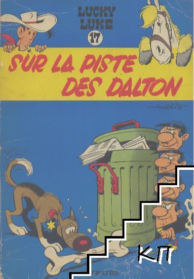 Lucky Luke 17. Sur La Piste Des Dalton
