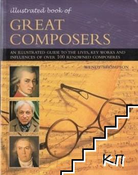 Illustrated Book of Great Composers