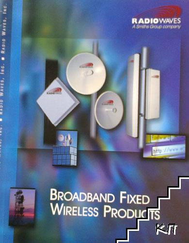 Broadband Fixed Wireless Products