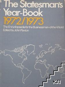 The Statesman's Year Book 1972-1973