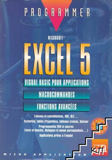 Programmer Microsoft Excel 5
