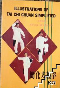 Illustrations of tai chi chuan simplified
