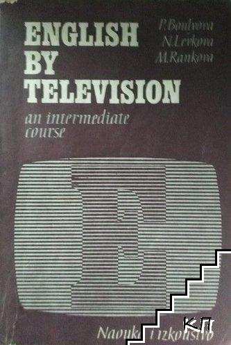 English by television