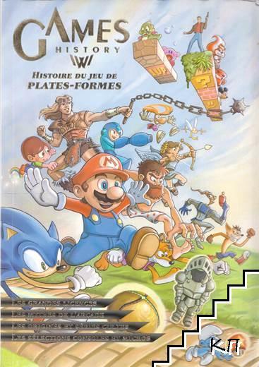 Games History. Tome 4: Histoire du jeu de Plates-formes