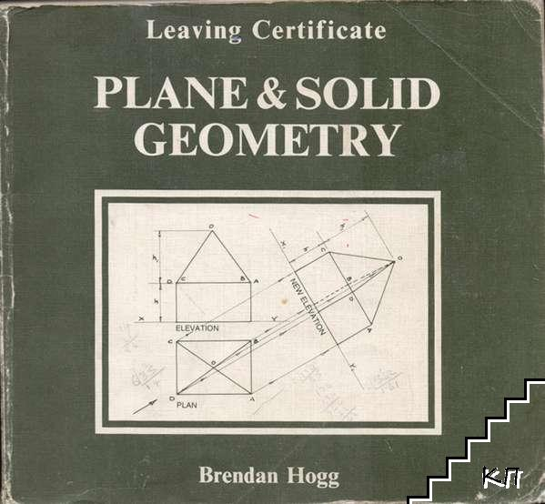 Plane and Solid Geometry for Leaving Certificate