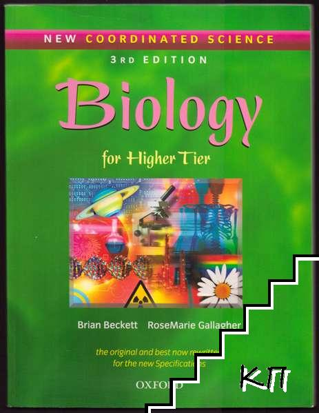 New Coordinated Science. Biology. Students' Book: For Higher Tier