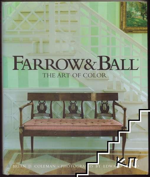 Farrow and Ball: Art of Colour