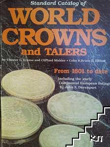 Standard catalog of World crowns and talers from 1601 to date