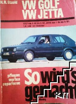 VW Golf Jetta So wirds gemacht