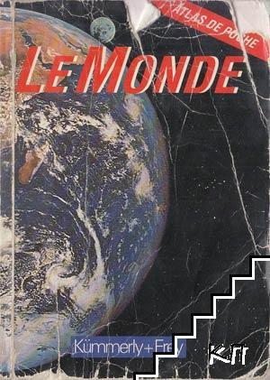 Le Monde: Atlas de poche