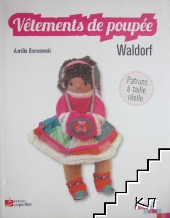 Vêtements de Poupée Waldorf