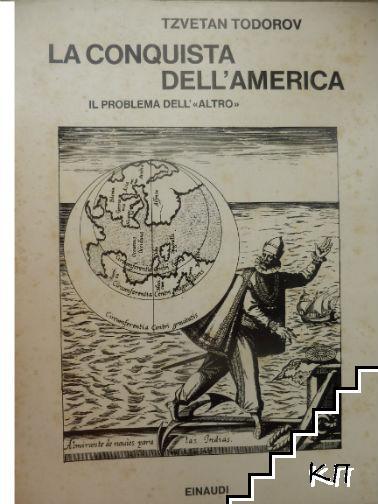 """La Conquista dell'America il problema dell' """"Altro"""""""