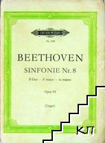 Beethoven: Sinfonie Nr. 8: F-Dur - F-major - fa majeur
