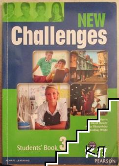 New Challenges. Students' Book 3