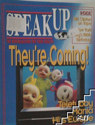 Speak Up. № 3-4 / 1998