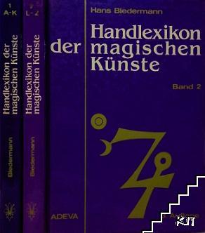 Handlexikon der magischen Künste. Von der Spätantike bis zum 19. Jahrhundert. Band 1-2
