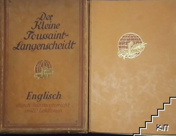 Der Kleine Toussaint-Langenscheidt Englisch