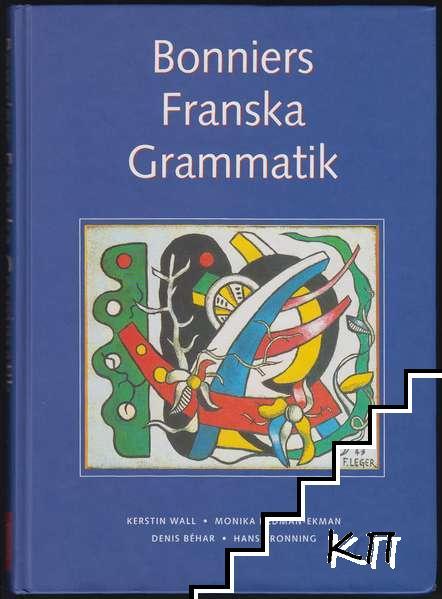 Bonniers Franska Grammatik