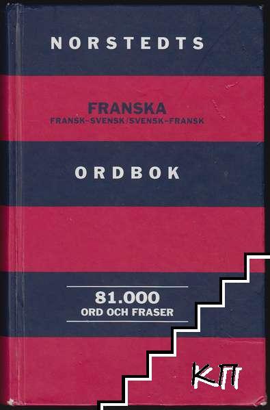 Norstedts franska ordbok: Fransk-svensk, svensk-fransk