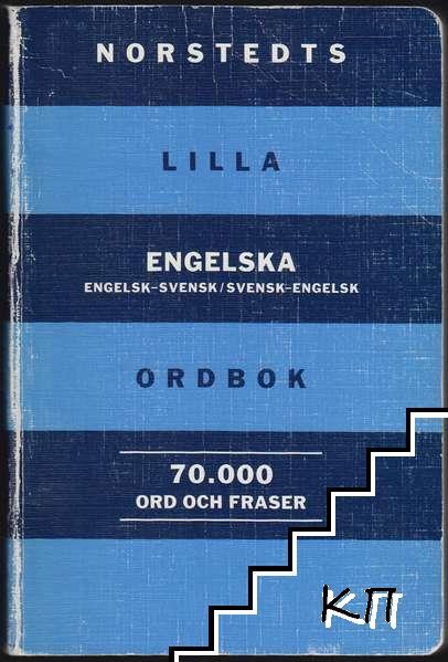 Norstedts lilla engelska ordbok: Engelsk-svensk, svensk-engelsk ordbok
