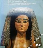 Art from Ancient Egypt: Chosen from the Collection of the National Museum of Antiquities at Leiden, the Netherlands
