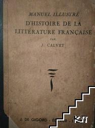 D'Histoire De La Littérature Française