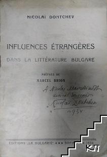 Influences étrangères