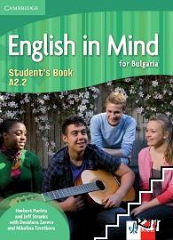 English in Mind for Bulgaria A 2.2 + Student's Book