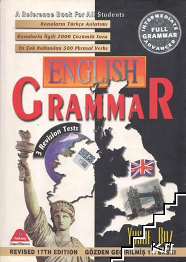 English Grammar. 3 Revision Tests