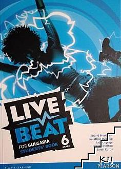Live Beat for Bulgaria for the 6th grade. Student's book