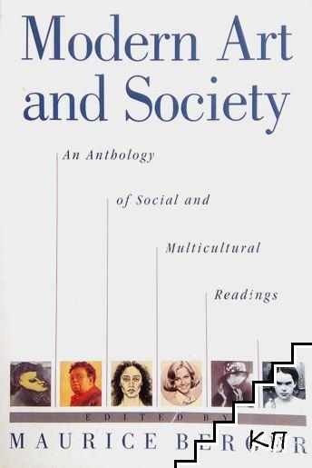 Modern Art and Society: An Anthology of Social and Multicultural Readings