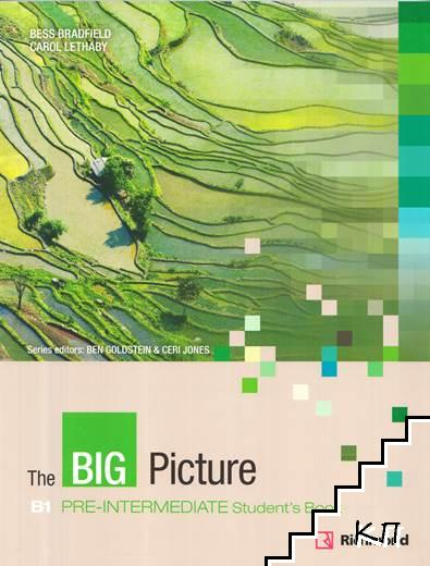 The Big Picture. Level B1: Pre-Intermediate. Student's Book