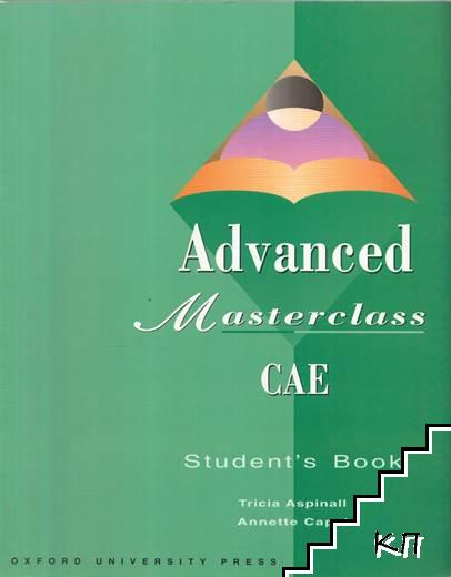 Advanced Masterclass CAE. Student's Books