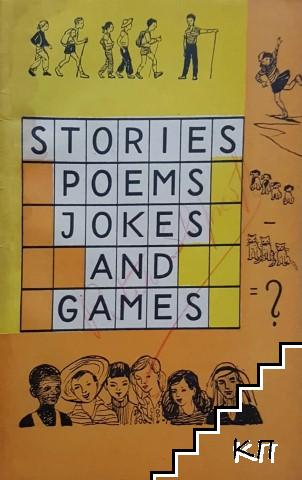 Stories, poems, jokes and games