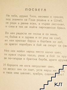 Партизани: Спев во три дела (Допълнителна снимка 1)