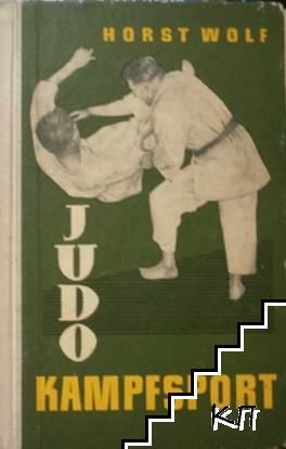 Judo-Kampfsport