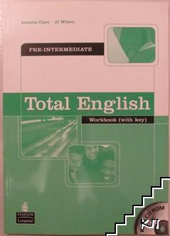 Total English: Pre-Intermediate Workbook with Key