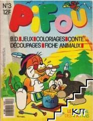 Pifou. № 3