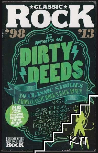 15 Years of Dirty Deeds